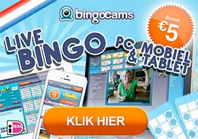 Bingocams op je iPhone of iPad